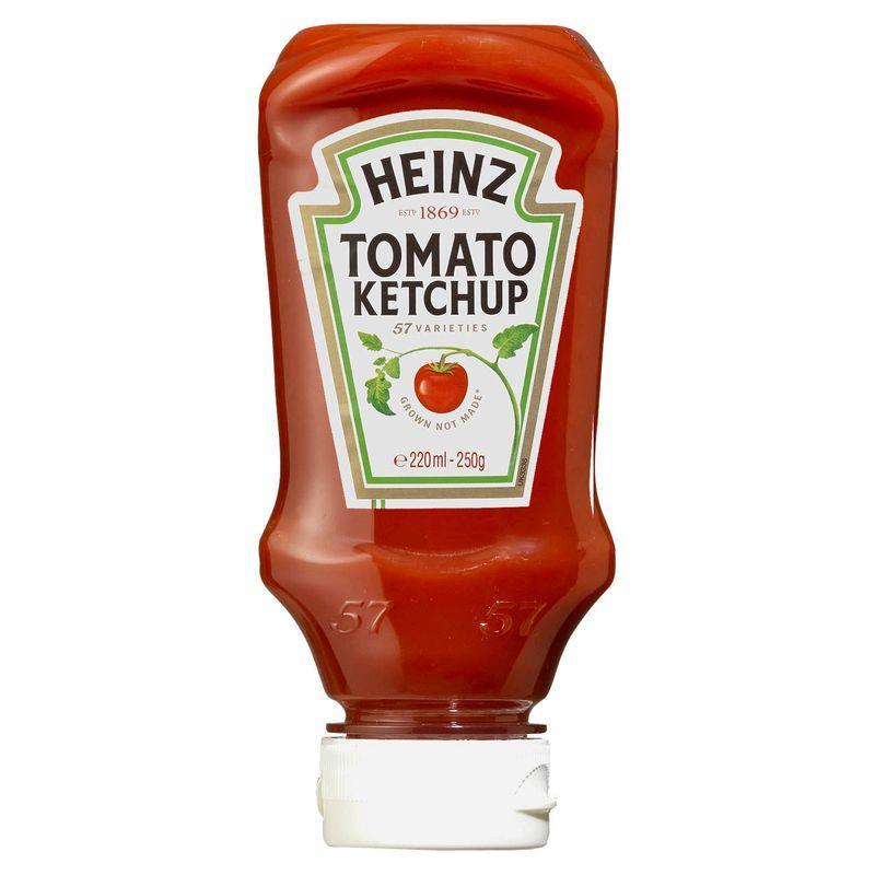 Tomato ketchup 250g - HEINZ - Tomato ketchup 250g - HEINZ