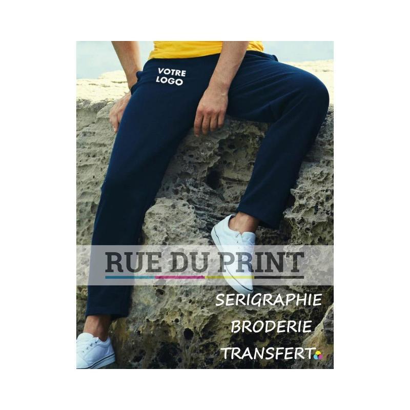 Jogging coupe droite - Pantalons
