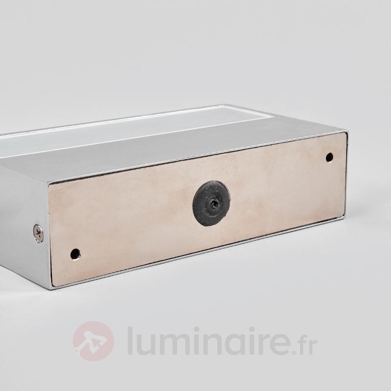 Applique LED Cosmin pour la salle de bain - Salle de bains et miroirs