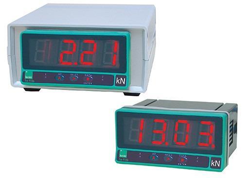 DIGILOW digital indicator - 9186 - For force, pressure or torque measurements using gauge sensors, digital,