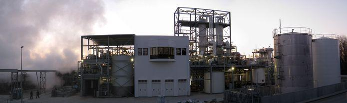Biochemical Production Plants - null