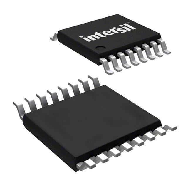 IC MUX ANALOG 57MHZ MONO 16-SOIC - Intersil HA9P2556-9Z