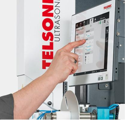 Telso®Flex controller for integrators - The universal controller for professional ultrasonic joining technology
