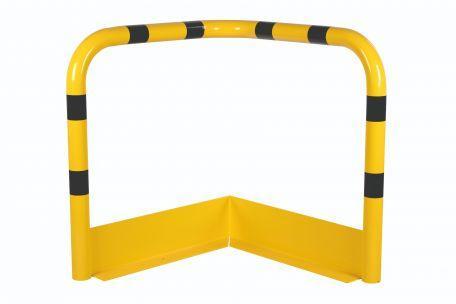 Arceau De Sécurité Anti-encastrement H 1000 X Jambe 900, Revêtu Par Poudre - Arceaux Et Protections