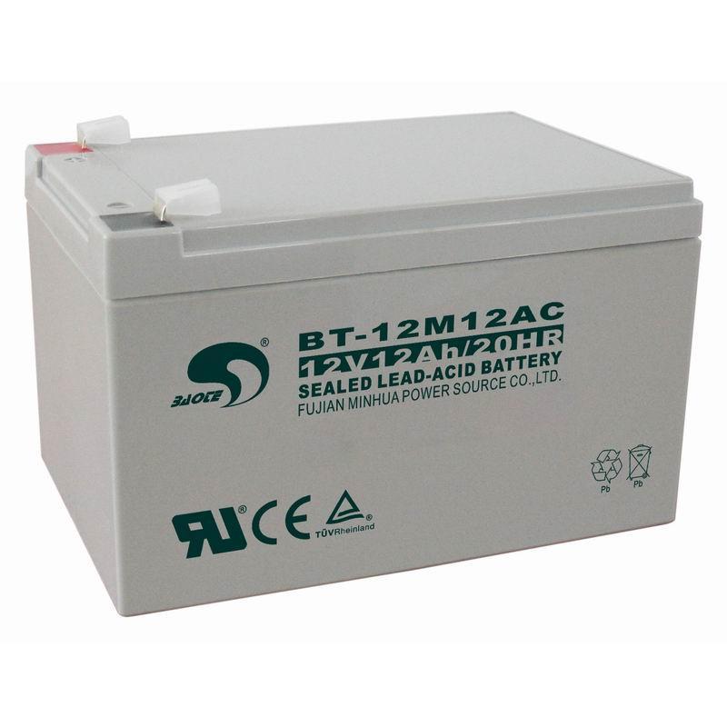 Maintenance Free Sealed Lead Acid Battery - VRLA Battery