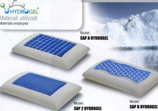 Hydrogel Pillow - Hydrogel Pillows: fresh and transpiring