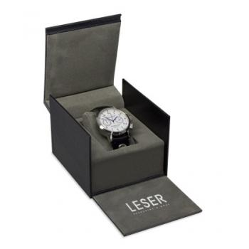 Watch box, Luxury packaging with carbon design, LESER GMBH, Germany