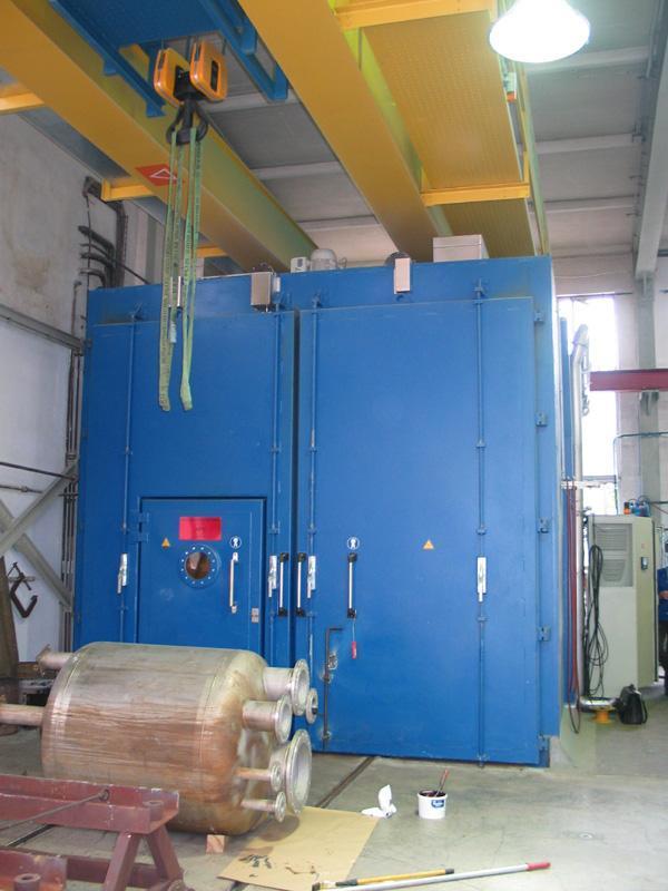 High-temperature & custom heater - Heating from 400 °C upwards