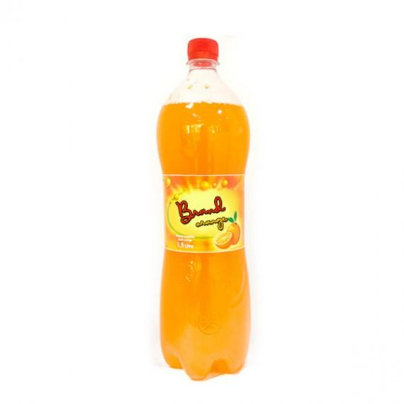 Boisson Gazeuse - Orange - Boissons Gazeuses