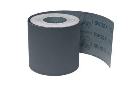 Schleifrollen für Holz, Glas / Stein, Metall SW22X - Körnungen: P180, P220, P240, P320, P400, P600