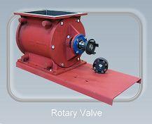 Rotary valve - Bulk Material Handling
