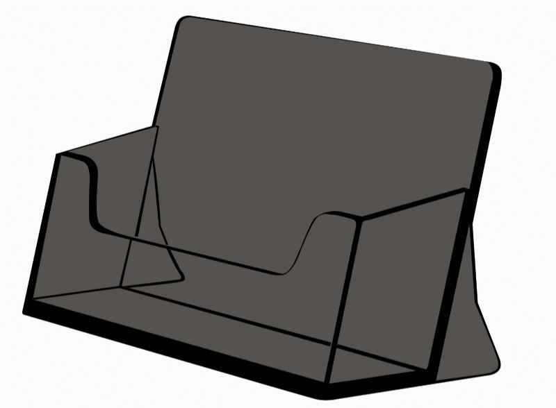 Leaflet Holders - Porte Cartes de visite