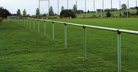 Railing systems - Railing systems: barriers, blocking, road safety grate, flower bed railing
