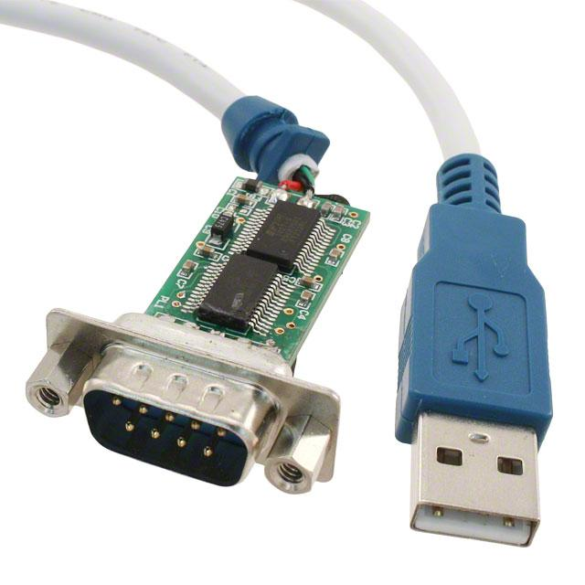 CABLE USB RS232 NO ENCLOSRE 10CM - FTDI, Future Technology Devices International Ltd UC232R-10-NE