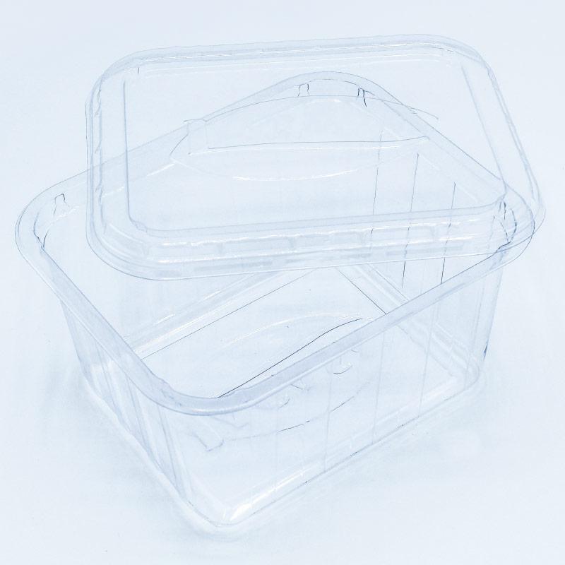 Caja gourmet - Caja PET