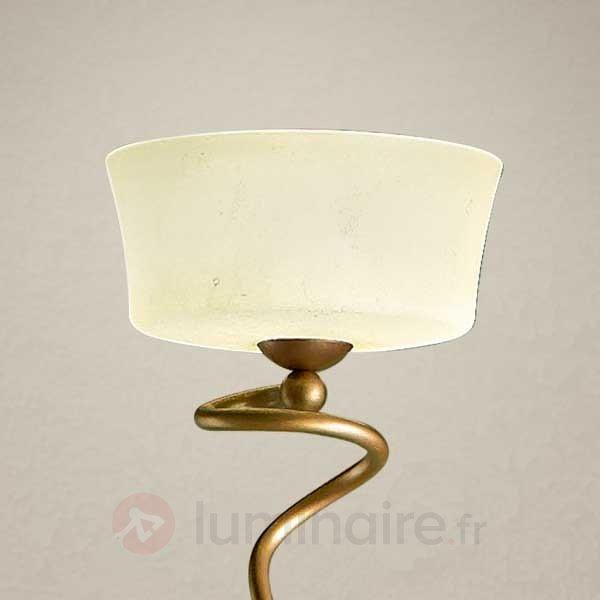 Lampadaire Alessio à éclairage vers le haut - Tous les lampadaires