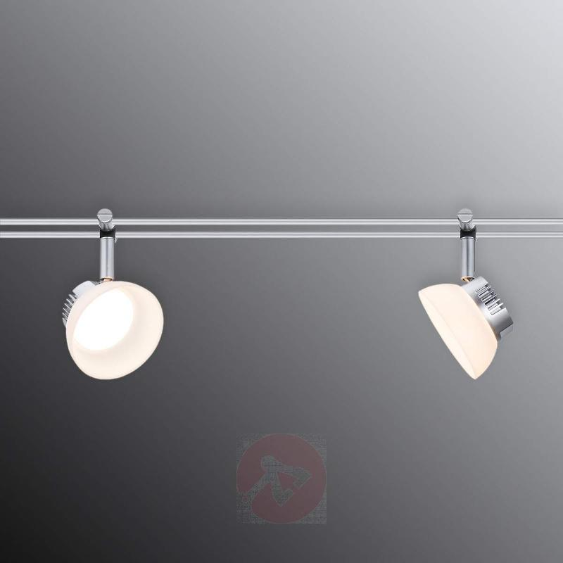 IceLED I - 4-bulb track lighting system - Complete Systems