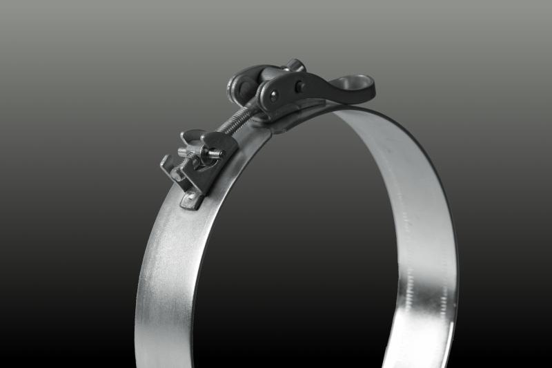 Special clamping rings and factory standards - Special clamping rings and individual factory standards