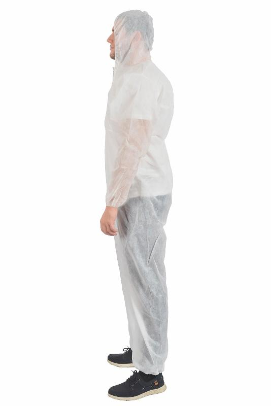 Interlining Fabric Overalls - MEDICAL TEXTILE