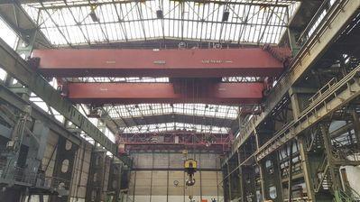 50-200t Overhead  crane - 50-200t Overhead bridge Crane
