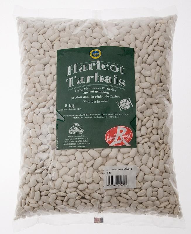 Haricots Tarbais 5 kg - Autres agroalimentaires