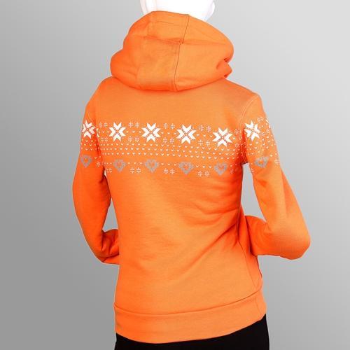 fleece women printing pullover hoodies sweatshirts - Anti-Pilling, Anti-Shrink, Anti-Wrinkle, Breathable, Eco-Friendly, Plus Size