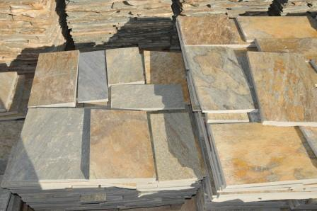 NATURAL STONES  - and Roof Slates from GREECE