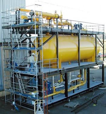 Phase separator (production/test)