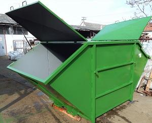 Metal containers  - 7m3