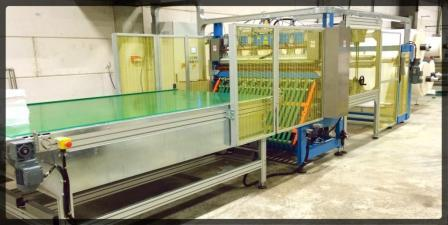 Cutting and Welding MAchinery for PE / PP foam -