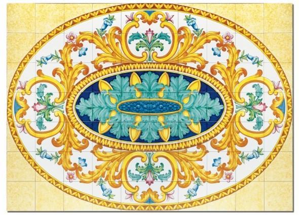I Pannelli - Pannelli artistici - Barocco