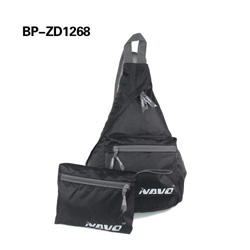 Polyester Triangle Backpack Bags