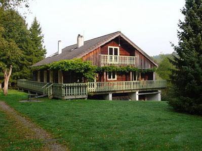 Vakantiehuis Le Grand Chalet - Verhuur chalet ardennen