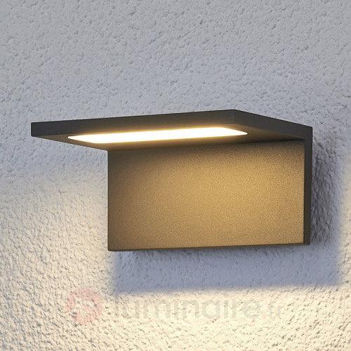 Applique d'extérieur LED Caner plate - Appliques d'extérieur LED