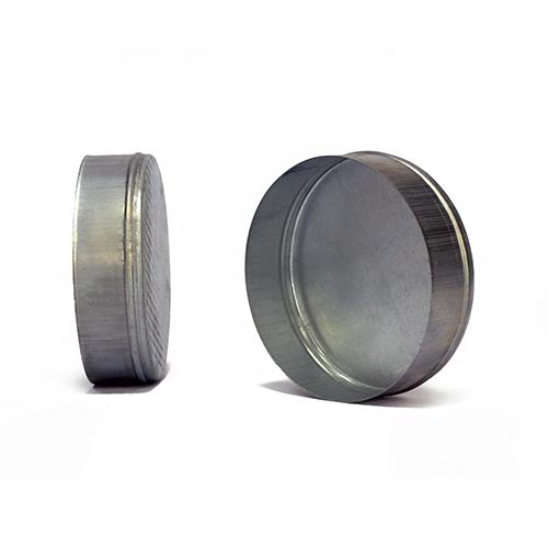 Round ventilation ducts & fittings  Cap D - null