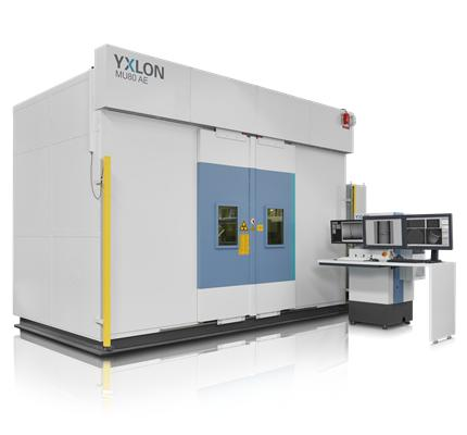 X-ray and CT Inspection Systems - YXLON MU80 AE