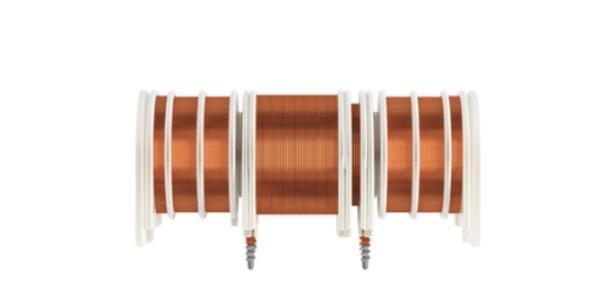 Zweidrahtwickeltechnik - Ein Spulenkörper, zwei Drahtstärken
