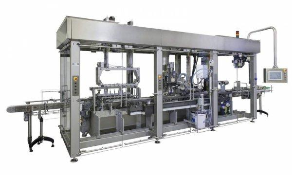Filling and Closing Machine OPTIMA MPS - Filling and Closing Machine OPTIMA MPS: Liquid, pasty and powdery products