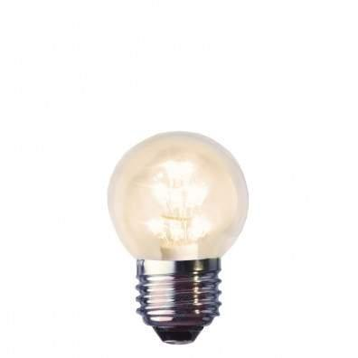 E14 827 wind-blown candle bulb twisted 7W - light-bulbs