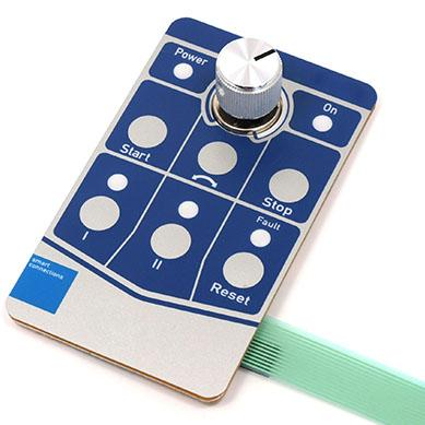 Membrane Switch, Membrane Keypads - customized solutions