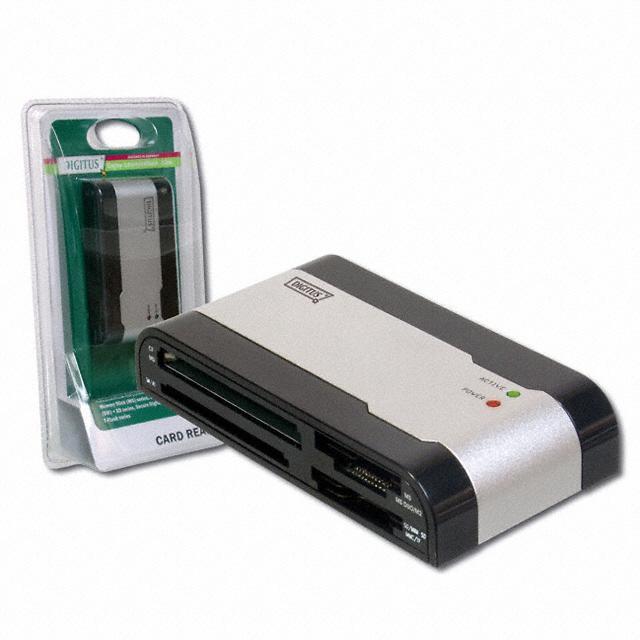CARD READER 56 IN 1 USB 2.0 - Assmann WSW Components DA-70316-1