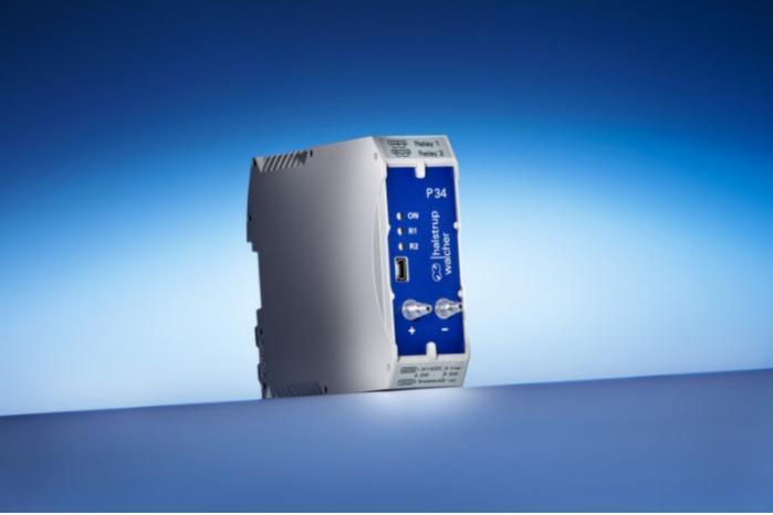 Differenzdruck-Messumformer P 34 - Differenzdruck-Messumformer mit minimalen Außenmaßen für den Schaltschrank