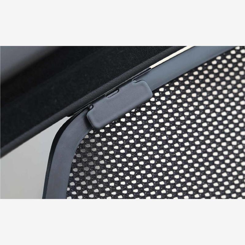 Mazda, 3 (2) (bl) (2009-2013), Hatchback 5 Doors - Magnetic car sunshades