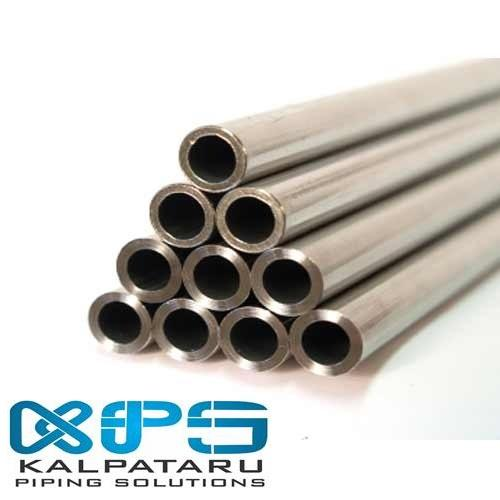 Titanium Grade 2 Pipes and Tubes - Titanium Grade 2 UNS R50400 WNR 3.7035 Seamless Welded EFW Pipes & Tubes
