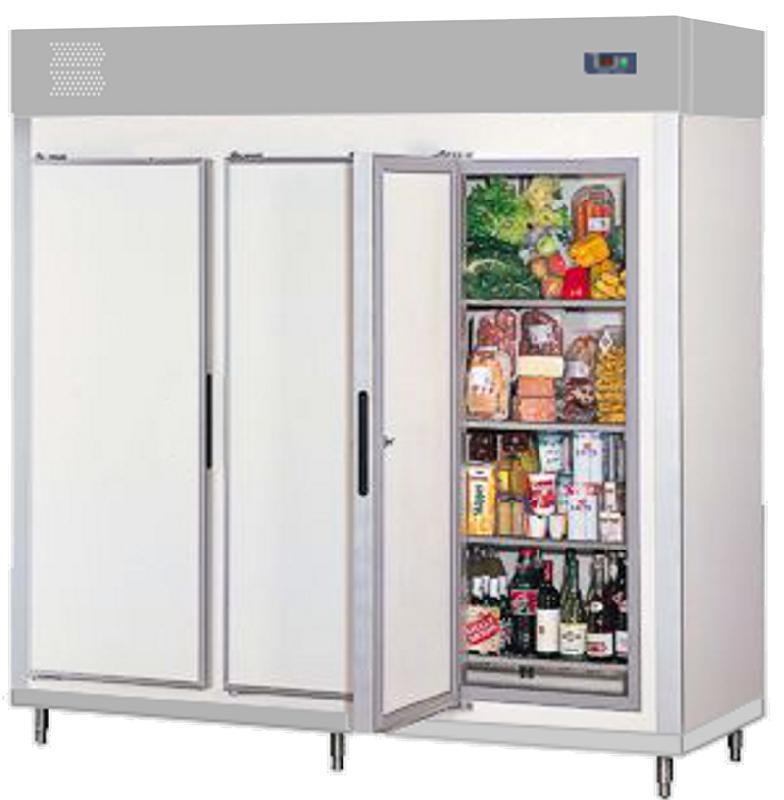 Upright Refrigerators - Modular Upright Refrigerator