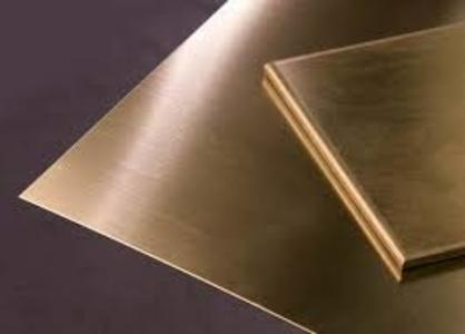 Naval Brass C46400 Plates - Naval Brass Lead Free Plates