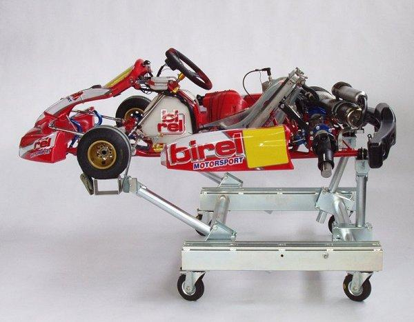 Engine Supports - RWB mobile operation trolleys and Universal Engine Supports