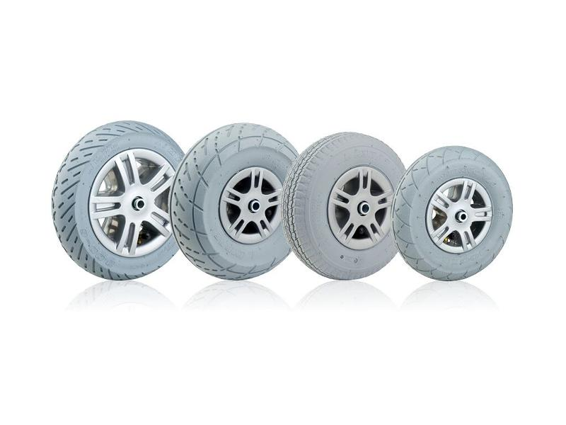 Power Chair Wheels - Our wheels for powered wheelchairs