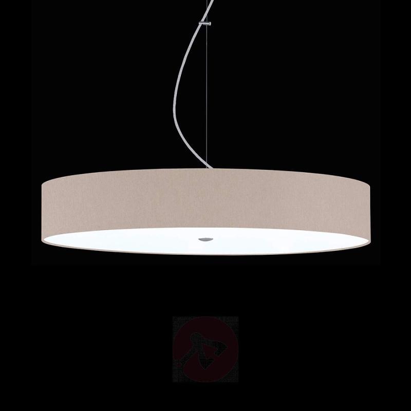 Alea Hanging Light Large Brown Mix - design-hotel-lighting
