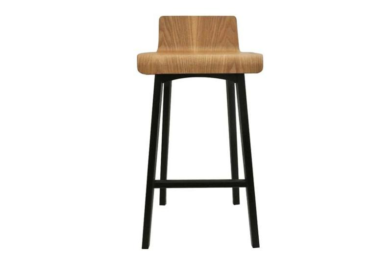 fabriquer tabouret de bar lot de tabourets de bar en bois massif hauteur cm jeda anthracite. Black Bedroom Furniture Sets. Home Design Ideas